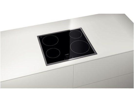 Bosch steklokeramična kuhalna plošča PKE645B17E