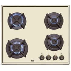 Teka płyta gazowa ER 60 4G AI AL Krem