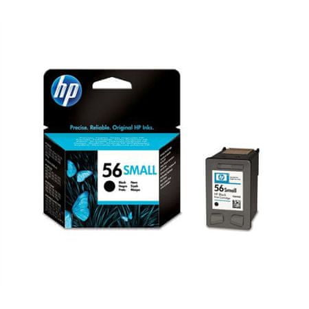 HP tinta C6656GE crna 4,5 ml SMALL #56
