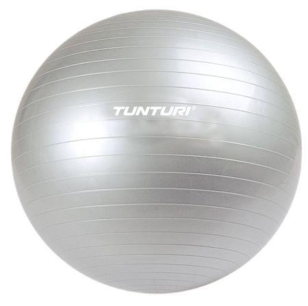 Tunturi Gym Ball 75cm stříbrná