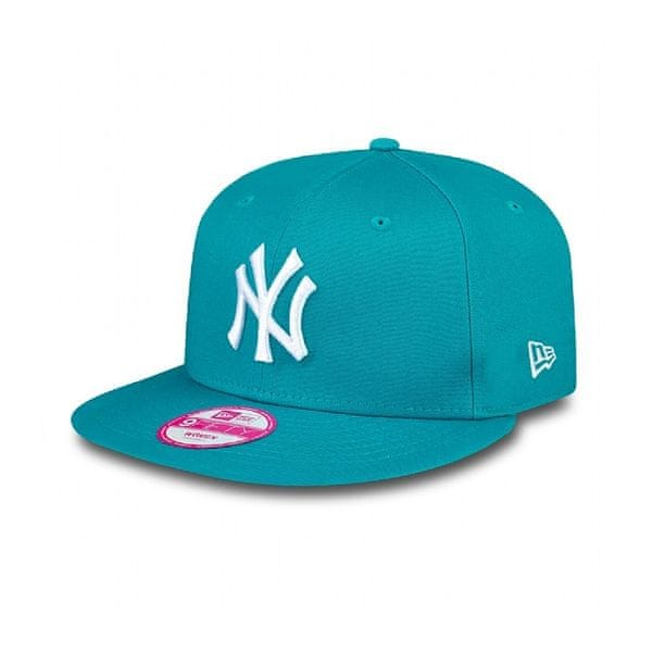 New Era 9Fifty Fashion Ess New York Yankees Teal