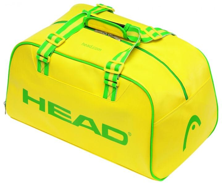 Head 4 Majors Club Bag yellow