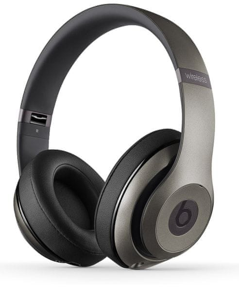 Beats by Dr. Dre Studio Wireless, titan (MHAK2ZM/B)