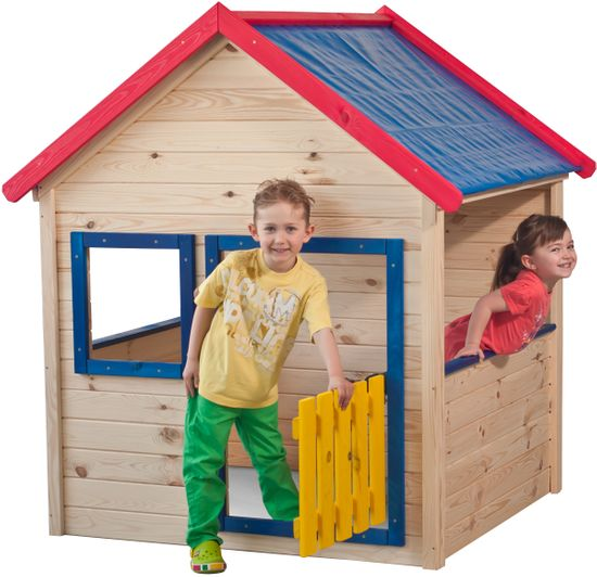 Woody drvena kućica