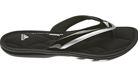 Adidas Sleekwana QFF W Black/White/Metallic Silver 4,0 (36,7)