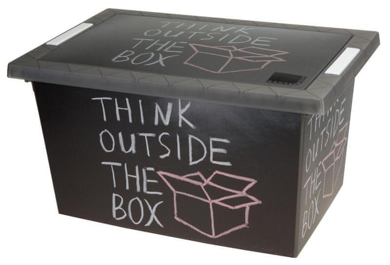 KAISERHOFF Plastový box s potiskem