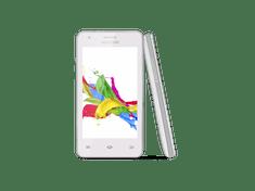 GoClever QUANTUM 400 Dual SIM, biely