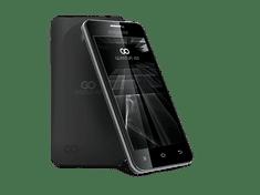 GoClever QUANTUM 450 Dual Sim, čierny