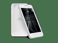GoClever QUANTUM 450 Dual Sim, biely
