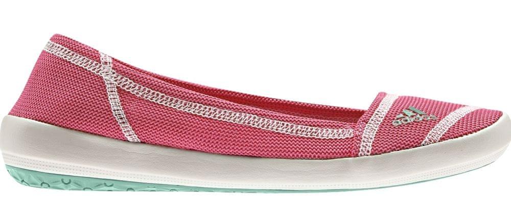 huge selection of e3f5d 72a1d Adidas balerinke Boat Slip 5On Sleek, roza - 38 (5)