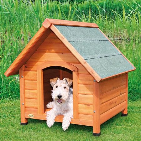 Trixie hiška za psa, lesena, S