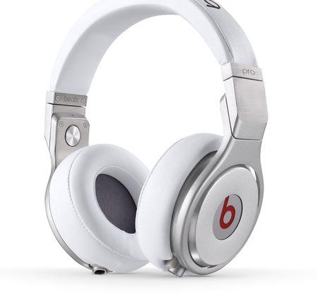 Beats by Dr. Dre Pro, bílá (MH6Q2ZM/A)