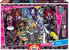 EDUCA Puzzle Monster High, 300 elementów