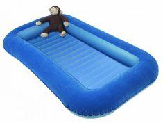 Kampa krevet na napuhavanje Airlock Junior, plavi