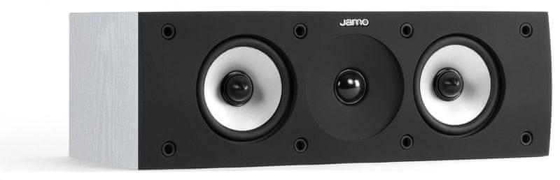 Jamo S 62 CEN (White Ash)