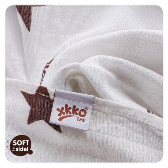 XKKO Ręcznik bambusowy 90 x 100 cm