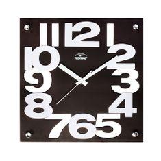 Bentime Zegar ścienny H17-W5180BR-W