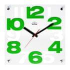 Bentime Zegar ścienny H17-W5180W-GR