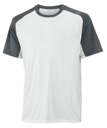 Wilson M Solana ColorBlock Crew White 2XL