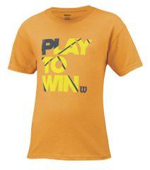 Wilson majica s kratkimi rokavi B Play To Win Tee