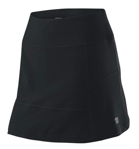 Wilson W Rush Flare 13,5 Skirt Black XS