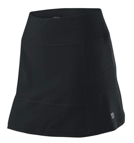 Wilson W Rush Flare 13,5 Skirt Black XS