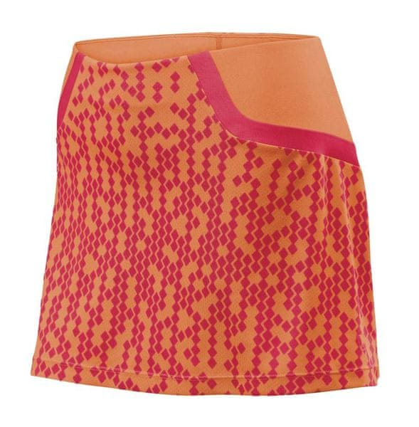 Wilson W Solana Pixel 12,5 Skirt Coral S