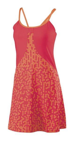 Wilson W Solana Strappy Dress Cherry L