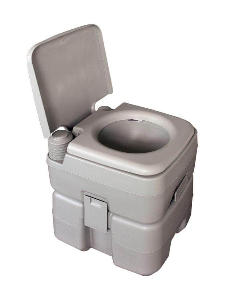 Happy Green Přenosná toaleta - 20 litrů