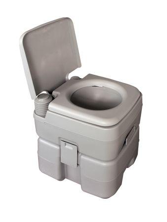 Happy Green przenośna toaleta - 20 litrów