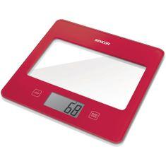 SENCOR SKS 5024RD digitálna kuchynská váha