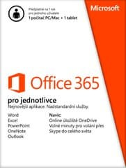 Microsoft Office 365 pro 1 PC/MAC (QQ2-00602)