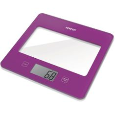 SENCOR SKS 5025VT digitálna kuchynská váha