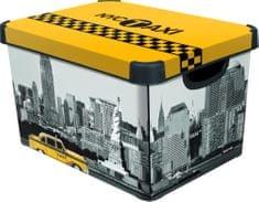 Curver škatla za shranjevanje New York, 25 l