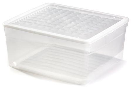 Curver transparentna škatla za shranjevanje 18,5 l