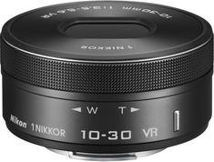 Nikon objektiv 1 Nikkor VR 10–30mm f/3.5–5.6 PD-ZOOM