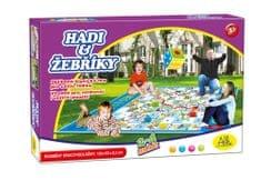 Albi Hady a rebríky - vonkajšia hra