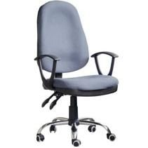 webhiddenbrand pisarniški stol K-5118B Siva - odprta embalaža