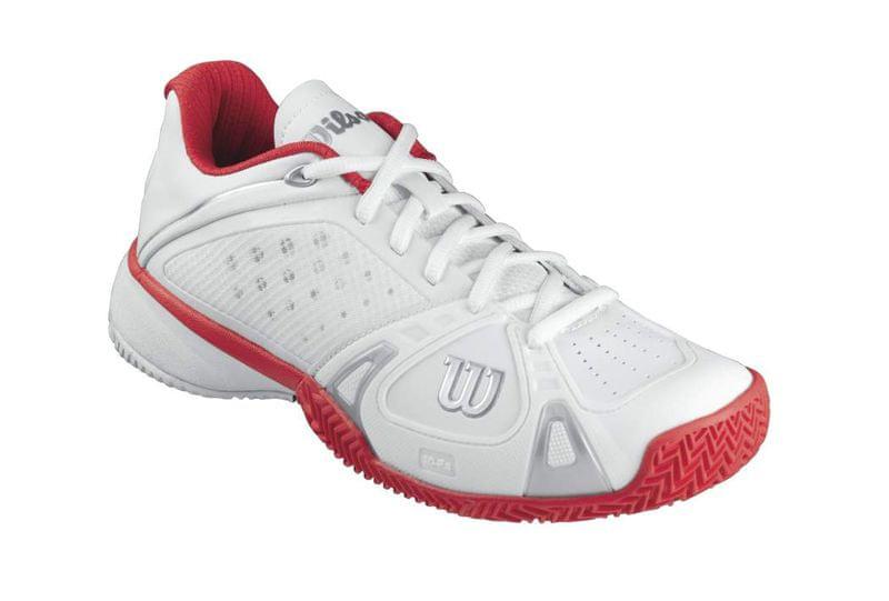 Wilson Rush Pro CC W White/Cherry W/White 6,0 (39,7)