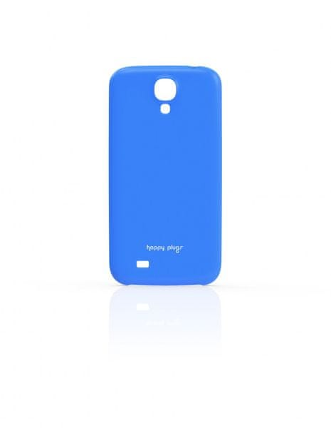 Happy Plugs Ultra Thin Galaxy S4 Case - Blue