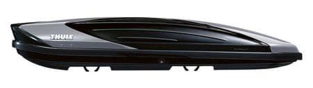 Thule strešni kovček Excellence XT, črn/titan
