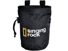 Singing Rock worek na magnezję Chalk Bag Large Black