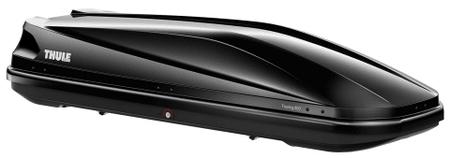 Thule strešni kovček Touring Sport 600, črna sijaj