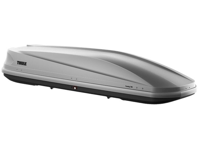 Thule Touring 700 - titanový aeroskin