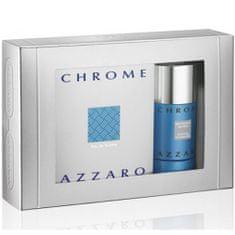 Azzaro Zestaw Chrome EDT 100 ml + sztyft 75 ml