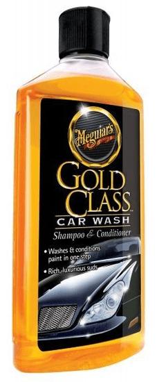 Meguiar's avto šampon Gold Class Shampoo & Conditioner, 473 ml