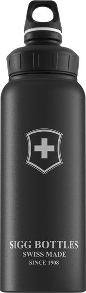 Sigg WMB Swiss Emblem Touch 1,0 L Black
