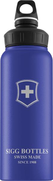 Sigg WMB Swiss Emblem Touch 1,0 L Blue