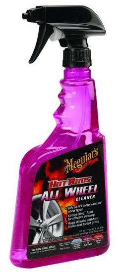 Meguiar's čistilo za platišča Hot Rims All Wheel Cleaner