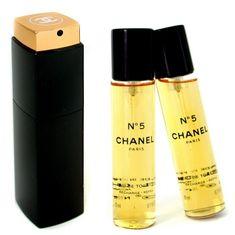 Chanel Zestaw No. 5 EDT - 3 x 20 ml
